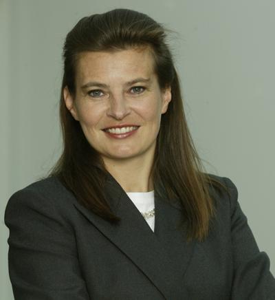 Sway CEO Ingelise Arntsen