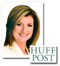 Arianna Huffington, founder of The Huffington Post