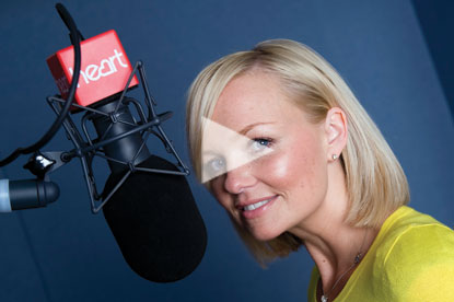 Heart FM ad with Emma Bunton and Jamie Theakston