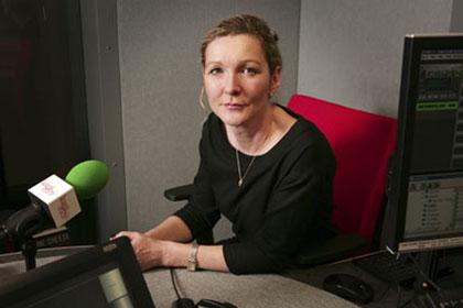 Karen Stacey, broadcast director, Bauer Media
