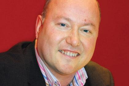 Simon Redican, managing director, Radio Advertising Bureau