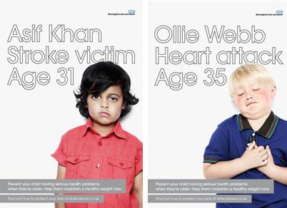 NHS Birmingham recruits Rankin to tackle childhood obesity