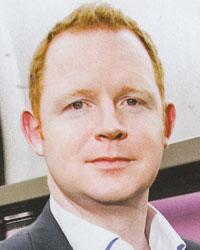 Alex Hole, digital commercial director at News International