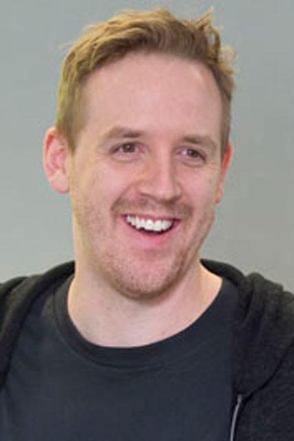 Alastair Cotterill, creative strategist, Facebook