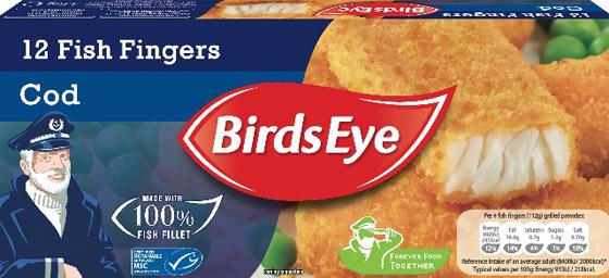 Birds eye embed