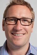 Tom Pointer, joint chief executive, Iris London
