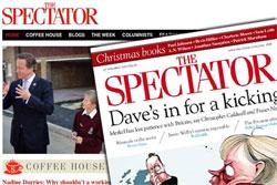 Fraser Nelson, editor, The Spectator