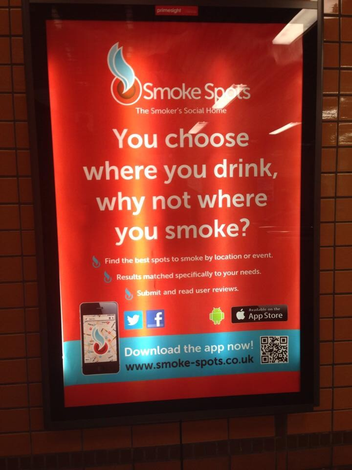 Imperial Tobacco ads for smoking app banned by ASA