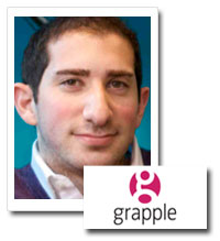 Adam Leven, chief strategy officer, Grapple Mobile