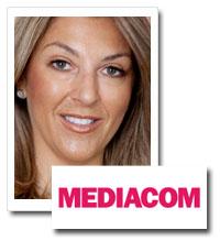 Claudine Collins, managing director, MediaCom