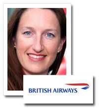 Abi Comber, head of brands and marketing, British Airways