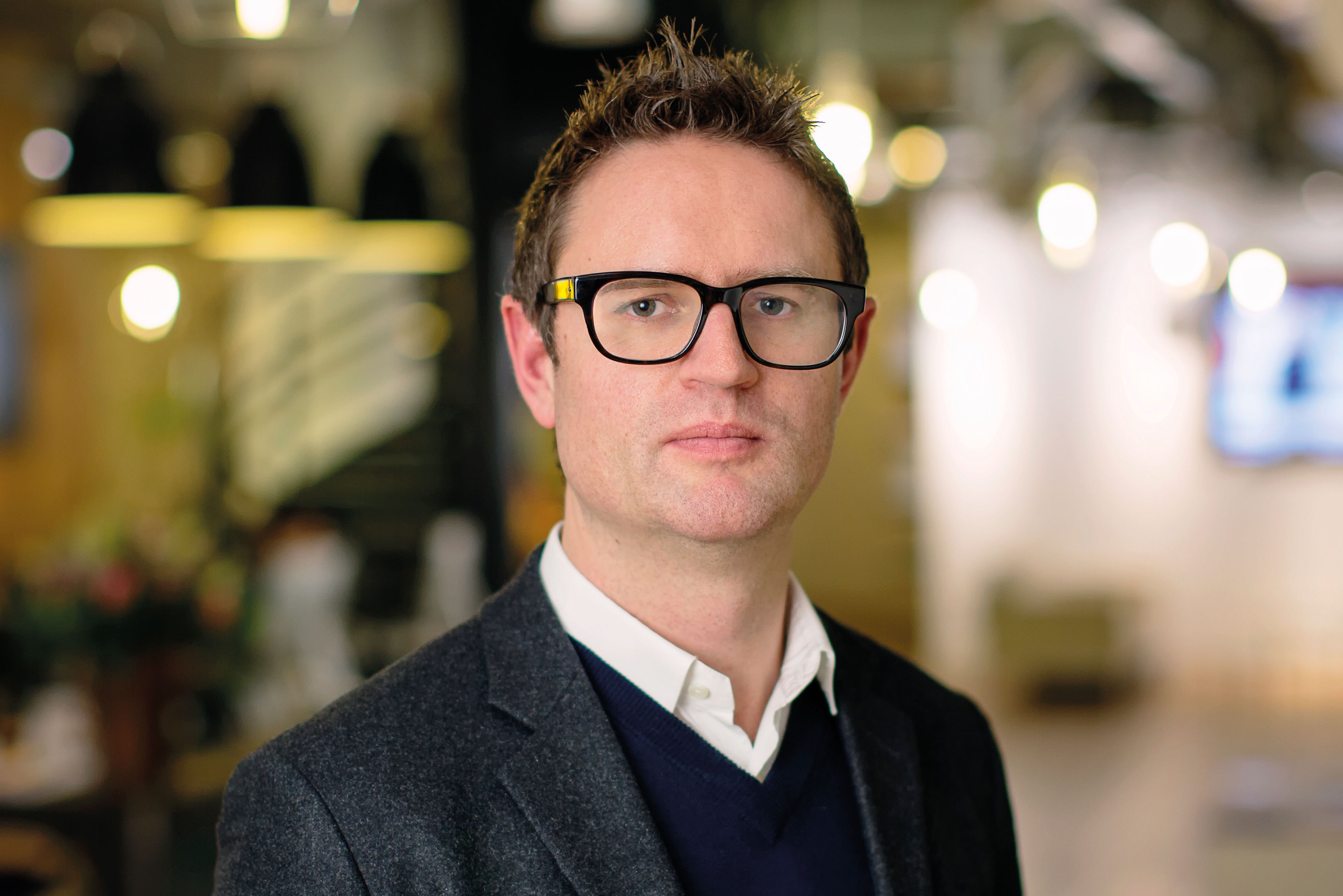 David Golding, co-founder and chief strategy officer, Adam & Eve/DDB