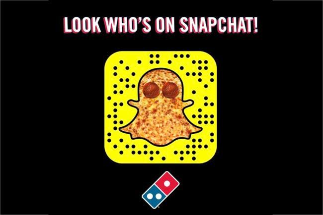 Domino's on Snapchat