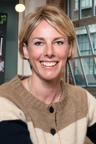 Georgie Mack: business development director at the product design company IDEO