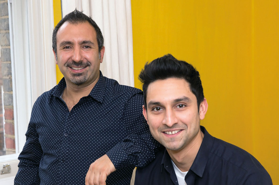 Hamid Habib And Rian Shah, chief innovation Officer and chief strategy officer, OMD UK