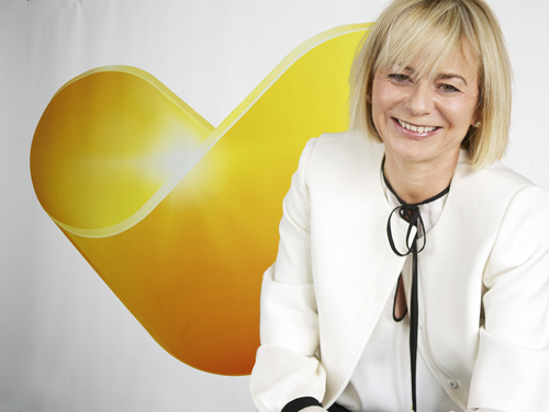 Thomas Cook CEO Harriet Green