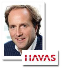 David Jones, the chief executive, Havas Group