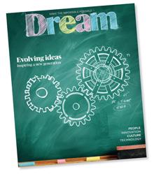Honda Dream magazine