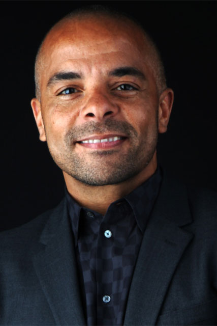 Jonathan Mildenhall, senior vice presicent of marketing communcation and design, Coca-Cola