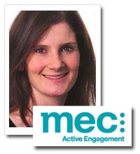 Kelly Martindale, head of radio, MEC Manchester