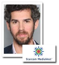 Oli Newton, head of strategic partnerships, Starcom MediaVest Group