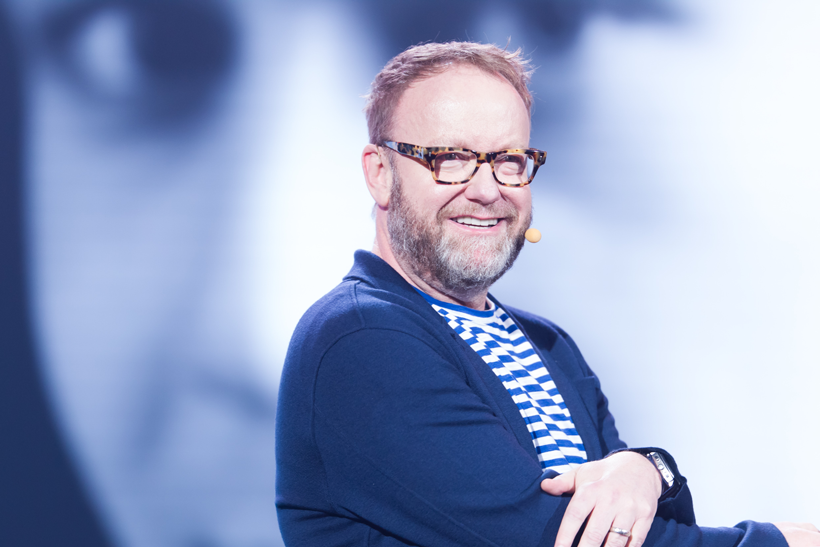 Paul Bennett, cco at IDEO