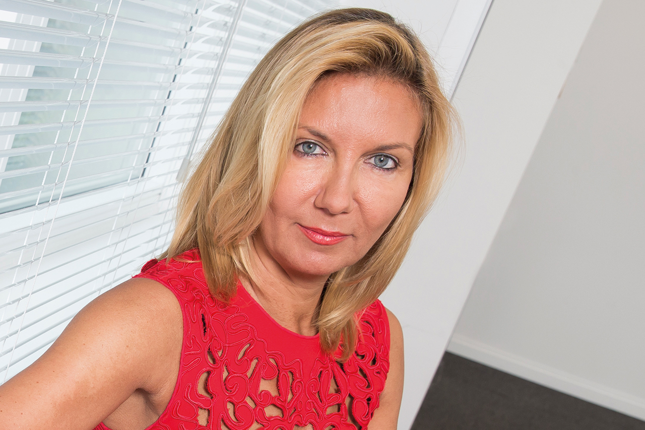 Philippa Brown, UK chief executive, Omnicom Media Group