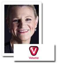 Amanda Phillips, managing director, Volume