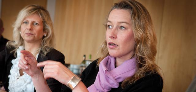 Julia Hutchinson, head of content marketing, FMG