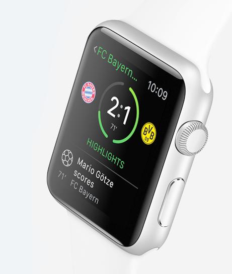 One Football Apple Watch