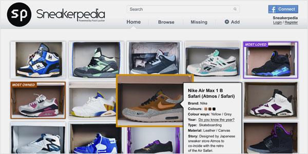 Foot Locker Sneakerpedia