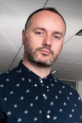Tom Evans: the executive creative director of the Omnicom-owned agency Being