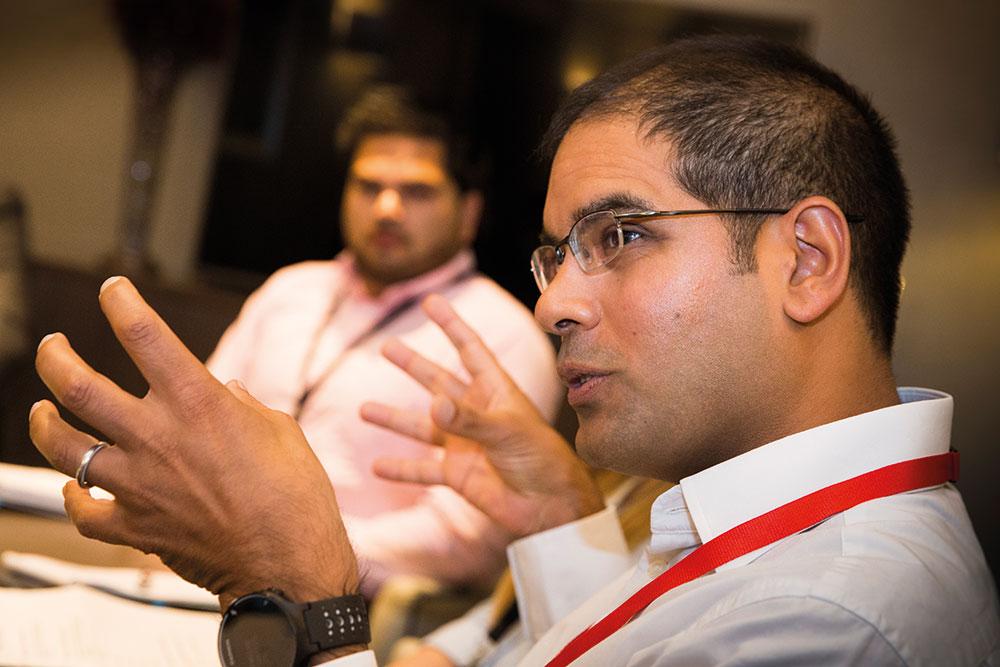 Shailen Joshi, head of digital marketing communications, Lloyds Banking Group