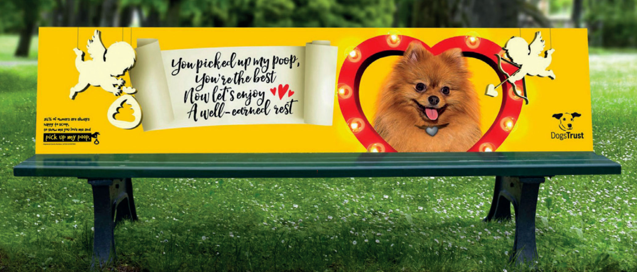 Dogs Trust campaign
