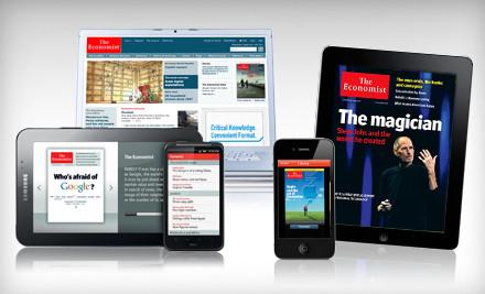 Economist's media assets