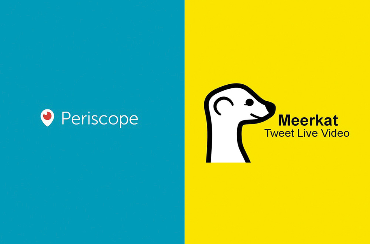 Periscope and Meerkat