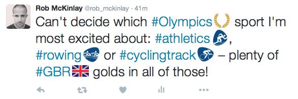 Twitter Olympics emojis