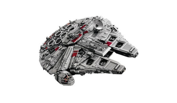 The most expensive lego set in the world was sold on Catawiki