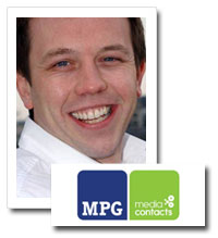 Simon Blackburn, client director and head of radio, MPG Media Contacts