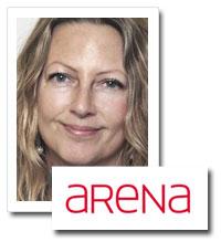 Jo Blake, head of outdoor, newsbrands and radio, Arena