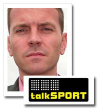 Adam Bullock, managing director of TalkSport and Sport magazine sales, UTV Media