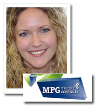 Laurel Kaye, investment director, MPG Media Contacts