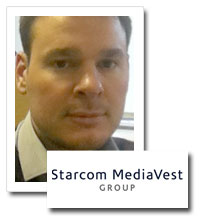 Anthony Mann, activation account director, Starcom MediaVest Group