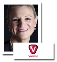 Amanda Phillips, managing director, Volume