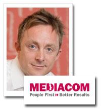 Stefan Bardega, managing partner, MediaCom