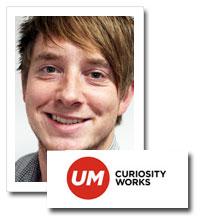 Tom Thacker, senior broadcast buyer, UM London