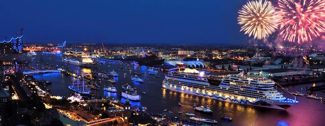 Cruise Days & Blue Port