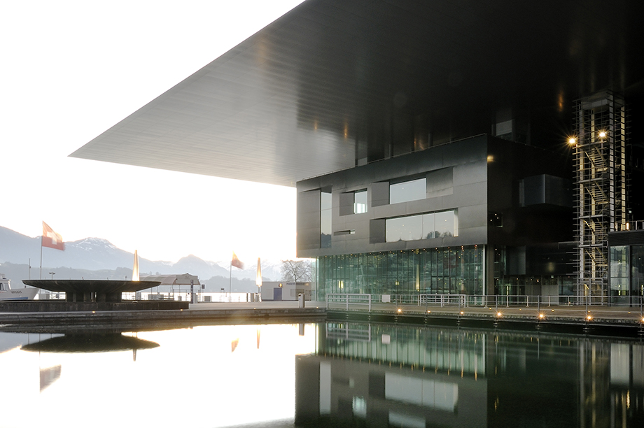 KKL Culture & Convention Center, Lucerne