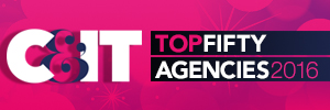 Top 50 agencies 2016