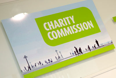 Changes at the Charity Commission